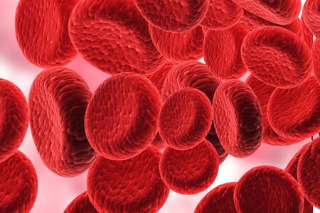 bloodcell: Red Blood Cells, streaming of human blood cells