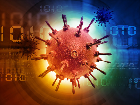 virus informatico: El mejor concepto de virus inform�tico