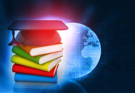 education concept: Global Education concept