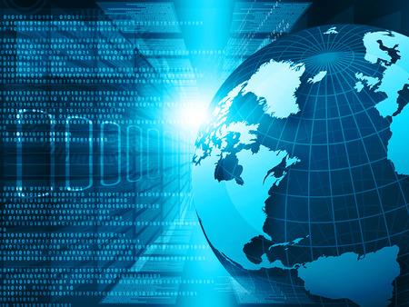 tecnología informatica: El mundo digital, la tecnología mundial de Internet