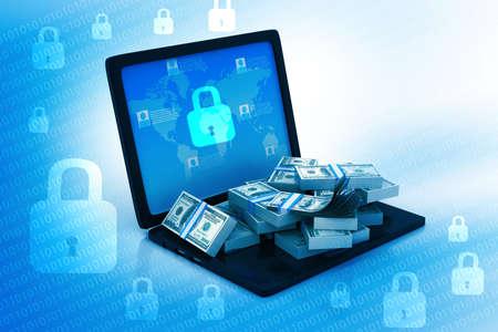 gateway: Internet banking security