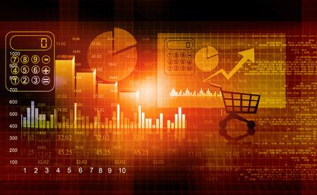 nasdaq: Financial report market , business background