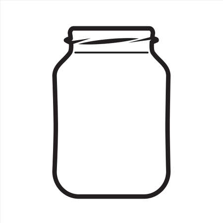 jars: Empty Jar