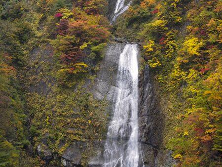 Siritaka waterfall at Hakusan