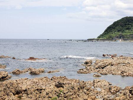 Beach of summer