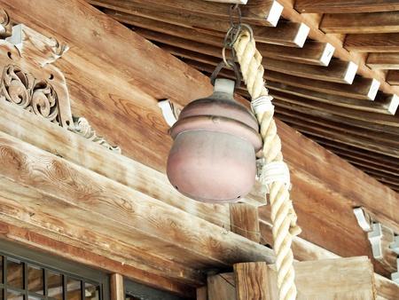 Bell of Takase shrine