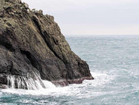 Big stone of Echizen coast