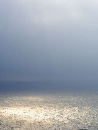 shining ocean Stock Photo