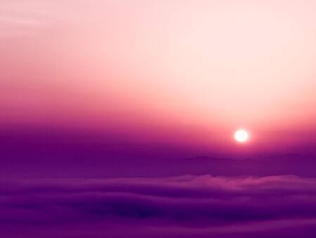 Sea of the fog