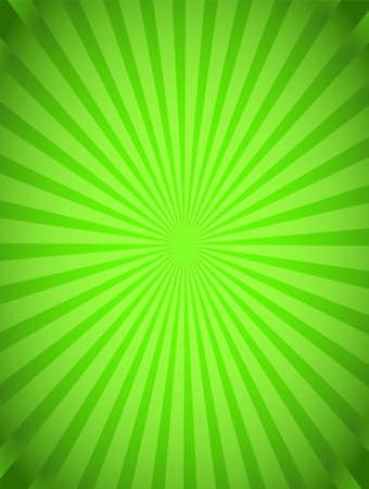 This is a background illustration of a retro radial sunburst. Ilustracja