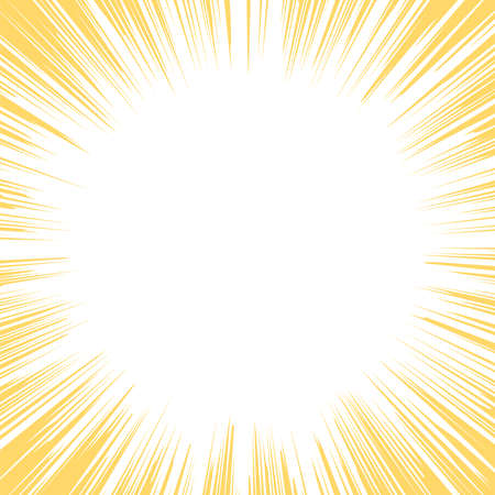 This is a background illustration of a strong flash. Çizim