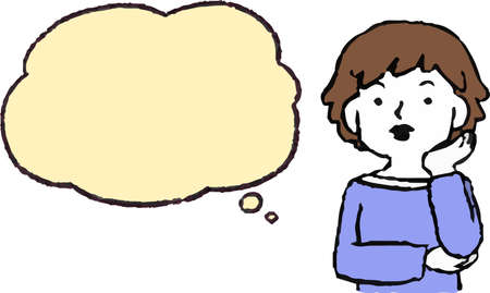 This is a Illustration of women of various ages with Speech Balloon. Illustration