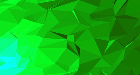 This is a illustration of Low polygon gradient background