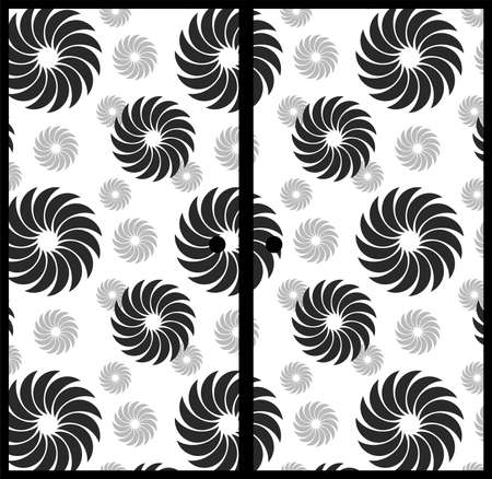 This is a illustration of Monochrome Japanese style bran
