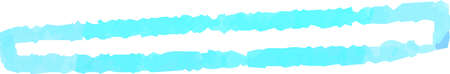 This is a illustration of Horizontal pencil line using color watercolor texture set