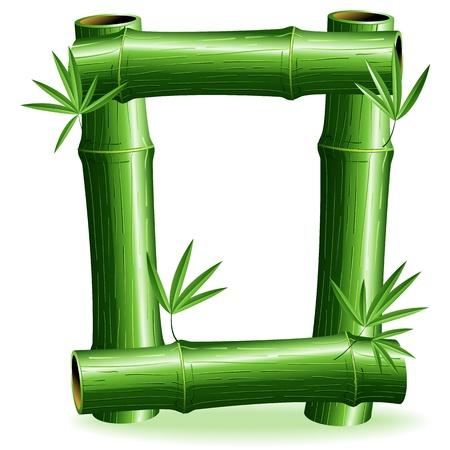 bamboo: Bamboo Logo Letter Sign O