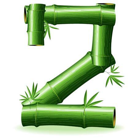 Bamboo Logo Log Number 2