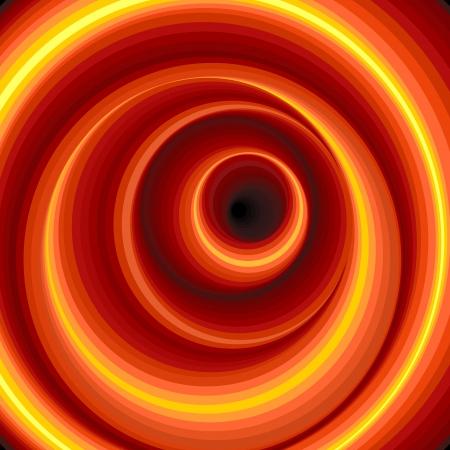 dizziness: Hypnotic Virtual Tunnel Hole