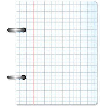 lamiera metallica: Squared Notebook Foglio Grana carta