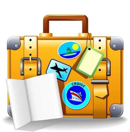 Holidays Suitcase Luggage