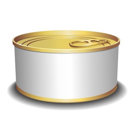 tin: Aluminium Can Tin