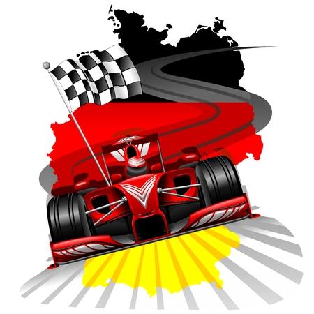 aerodynamics:  GP Germany