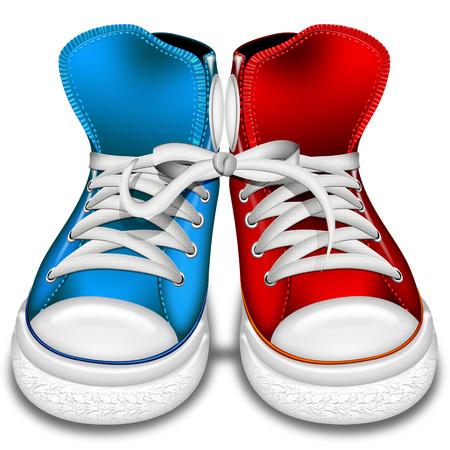 Tennis Shoes Love