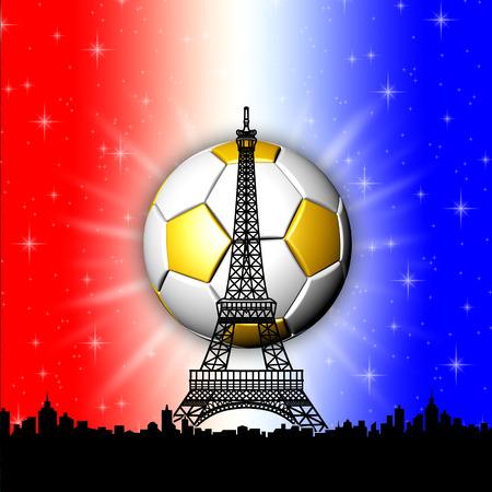 Football European Championship France