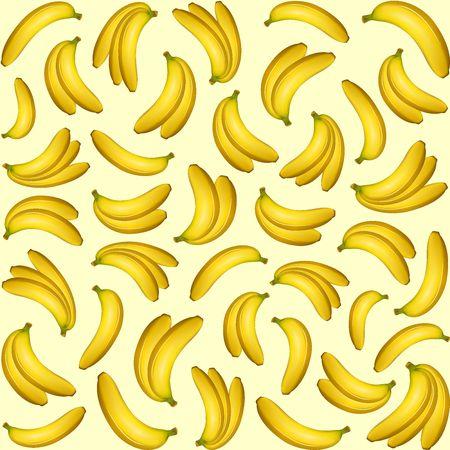 fruity: Banana Fruity Pattern