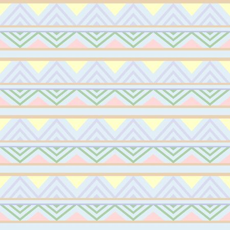 Abstract African Seamless Textile Pattern Design 1