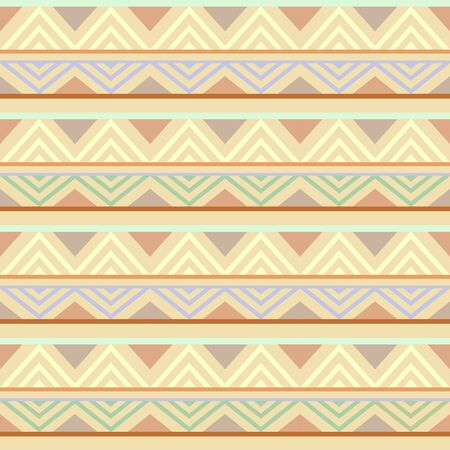 Abstract African Seamless Textile Pattern Design 2