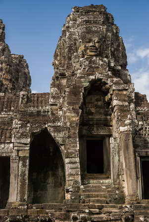 Angkor Thom, Siemreap, Cambodia.