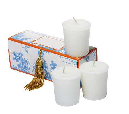 gladness: CANDLE Stock Photo