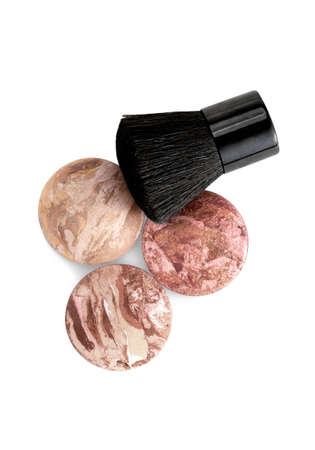 belleza maquillaje, polvos de cara