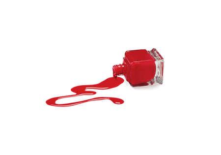beauty red nail polish Stock Photo - 5545697