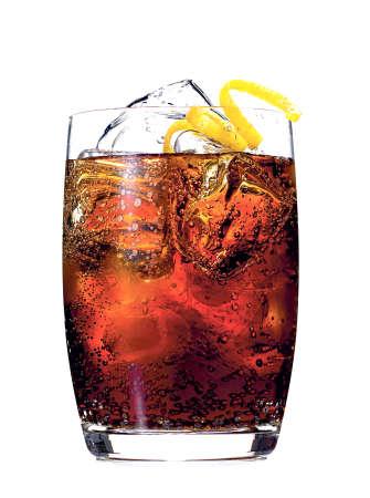 alcohol, bebidas, Ron o c�ctel de whisky