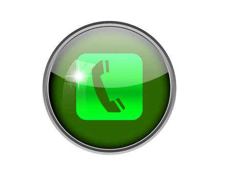 phone button: Phone button.