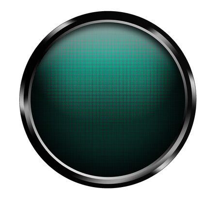 blank button: Blank button illustration. Stock Photo