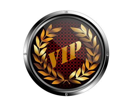 account executives: VIP button.