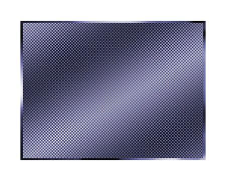 glisten: Metal background or texture illustration.