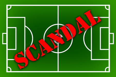 immoral: Sports Scandal particularly in football.