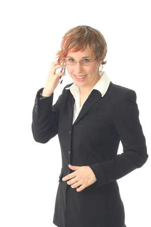 Young Business Manager - Business-Frau Standard-Bild - 2818986