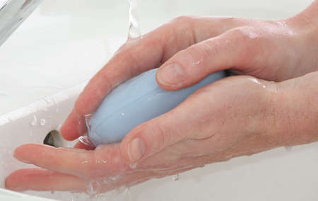 washing hands Stock Photo - 5131294