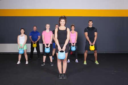 sport team: Kettlebell fitness training - sportteam