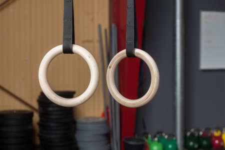 gymnastique: Gymnastique Anneaux