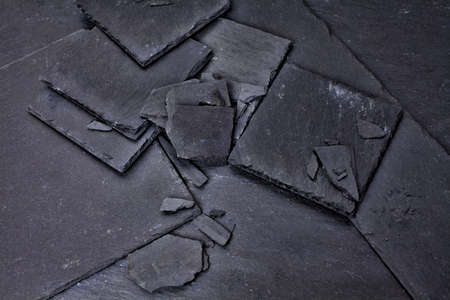 shiver: shale stone background