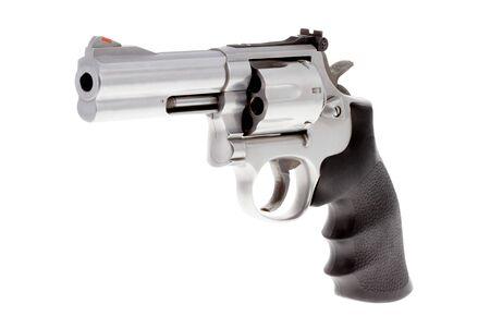 Gun .357 magnum Stock Photo - 8073676