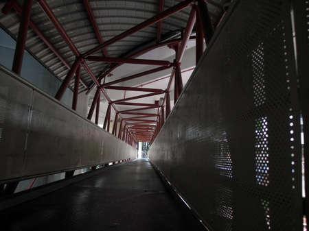 sheltered: Singapore Housing sheltered walkway