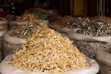dried: Dried Anchovies