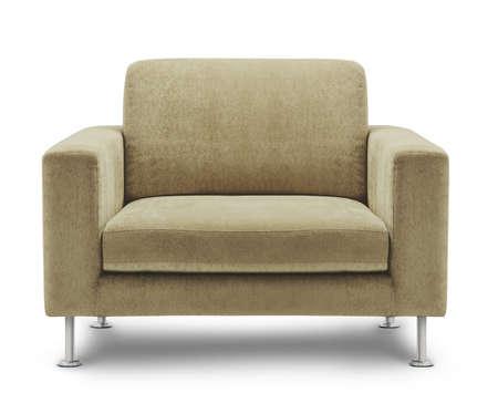 sofa furniture isolated on white background Stock Photo